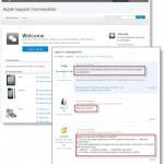 apple-forum-links